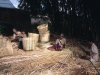 Bamboo basket factory